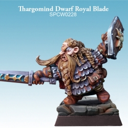 Thargomind Dwarf Royal Blade