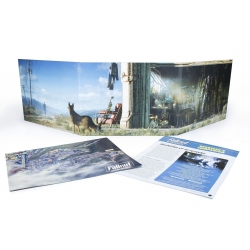 Fallout: Wasteland Warfare - RPG - GM Screen and Booklet