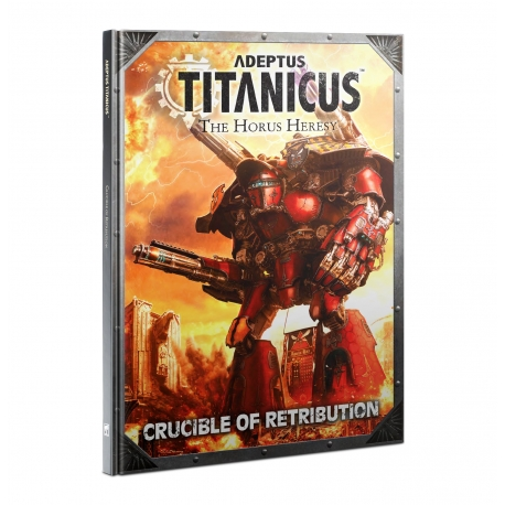 Adeptus Titanicus: Crucible of Retribution - English
