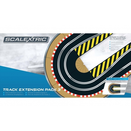 Track Extension Pack 3 - Hairpin Curve