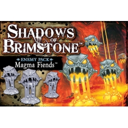 Shadows of Brimstone: Magma Fiends Enemy