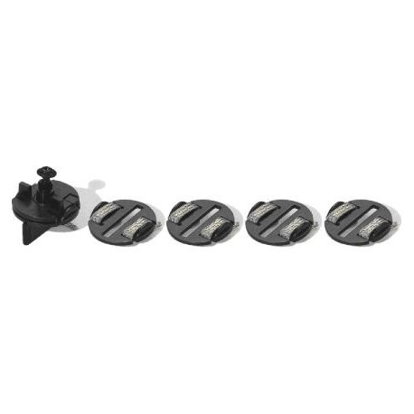 Guide Blades x4, Braid Plates x 4 and Screw Pack
