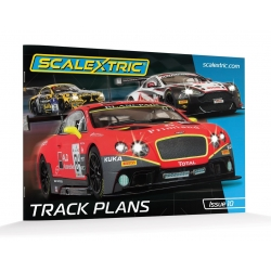 Scalextric Track Plans Book Issue 10
