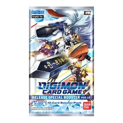 Digimon Card Game: Release Special Booster 1