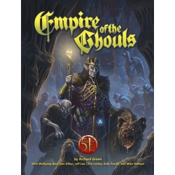 Empire of the Ghouls for 5th Edition