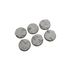 Ruined Chapel Bases, Round 40mm