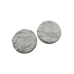 Ruined Chapel Bases, Round 60mm