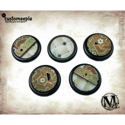 Malifaux Sandeep Bases - 31.5mm for 40mm Bases