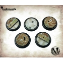Malifaux Sandeep Bases - 40mm for 50mm Bases