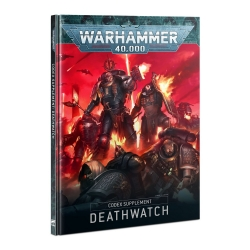 Codex: Deathwatch Hardback - English