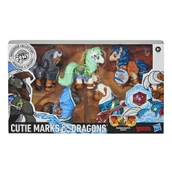 MLP D&D Cutie Marks And Dragons