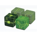 Railroad Ink Challenge Cthulhu Dice Expansion Pack