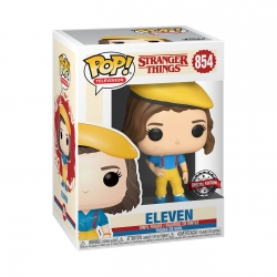 POP! Vinyl: Stranger Things - Eleven in Yellow Outfit