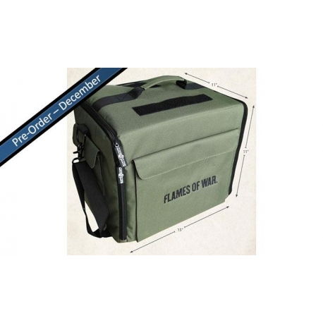 Flames of War Army Bag (Green)