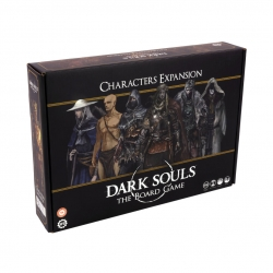Dark Souls The Board Game: Character Expansion