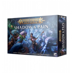 Warhammer Age of Sigmar: Shadow and Pain - English
