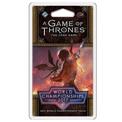 A Game of Thrones 2nd Ed: 2017 World Championship Deck