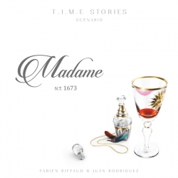 T.I.M.E. Stories: No. 8 Madame