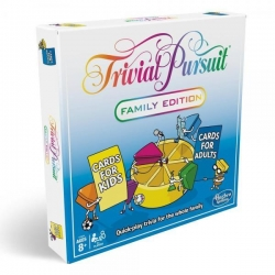 Trivial Pursuit Family Edition 2019