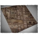4ft x 4ft, Imperial Sector Theme Mousepad Games Mat