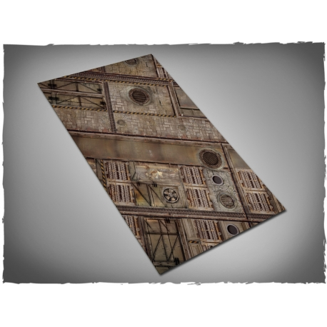 44in x 30in, Imperial Sector Theme Cloth Games Mat