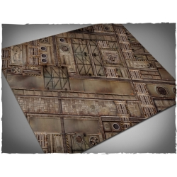 44in x 60in, Imperial Sector Theme Mousepad Games Mat