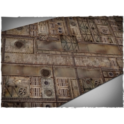 44in x 90in, Imperial Sector Theme PVC Games Mat