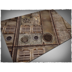 22in x 30in, Imperial Sector Theme Mousepad Games Mat