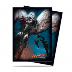 MTG: Shadows Over Innistrad Standard Deckpro Sleeves Avacyn - White and Red
