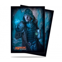 MTG: Shadows Over Innistrad Standard Deckpro Sleeves Jace - Blue