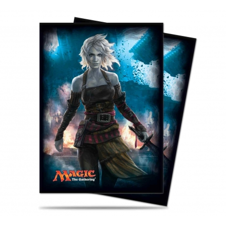 MTG: Shadows Over Innistrad Standard Deckpro Sleeves Nahiri - Red and White