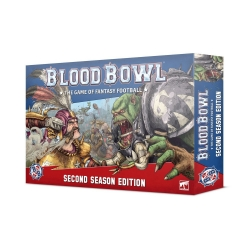 Blood Bowl: Second Season Edition - English
