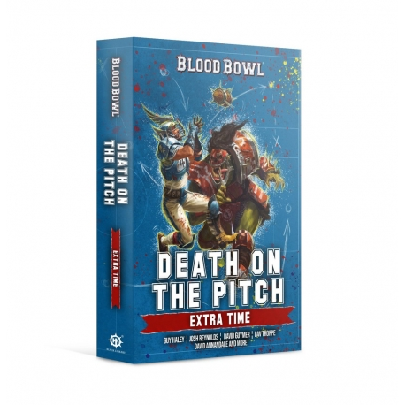 Death on the Pitch: Extra Time Paperback