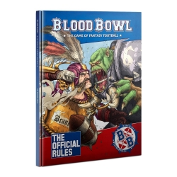 Blood Bowl: The Official Rules - English