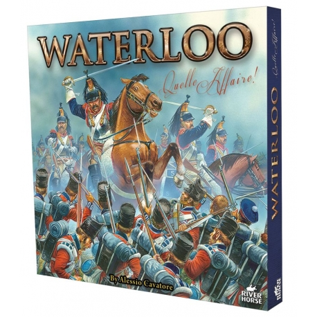 Waterloo - Quelle Affaire! Board Game