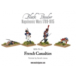 French Line Casualties