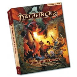 Pathfinder Core Rulebook Pocket Edition