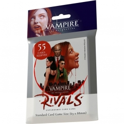Vampire: The Masquerade - Rivals Library Deck Sleeves 55ct