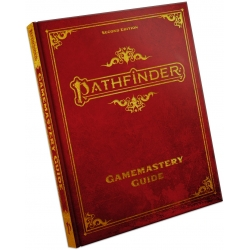 Pathfinder Gamemastery Guide Deluxe Hardcover (P2)