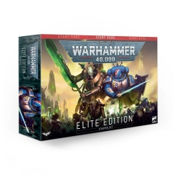 Warhammer 40,000: Elite Edition Starter Set - German
