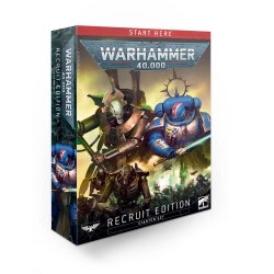 Warhammer 40,000: Recruit Edition Starter Set - French