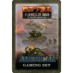 American Tin (x20 Tokens, x2 Objectives, x16 Dice)
