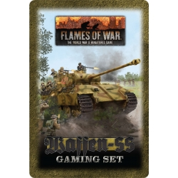 Waffen-SS Tin (x20 Tokens, x2 Objectives, x16 Dice)