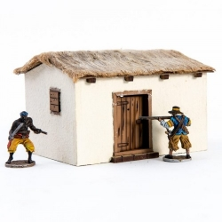 Ports Of Plunder - Colonial Port Shed