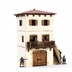Ports Of Plunder - Colonial Port House 01