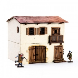 Ports Of Plunder - Colonial Port House 02