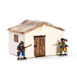Ports Of Plunder - Colonial Port Hovel 03