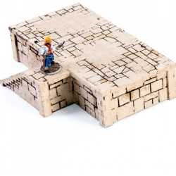 Ports Of Plunder - Short Dock with Stairs 02