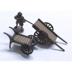 Ports of Plunder - Carts