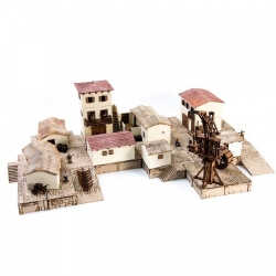 Ports Of Plunder - Pirate Cove Set